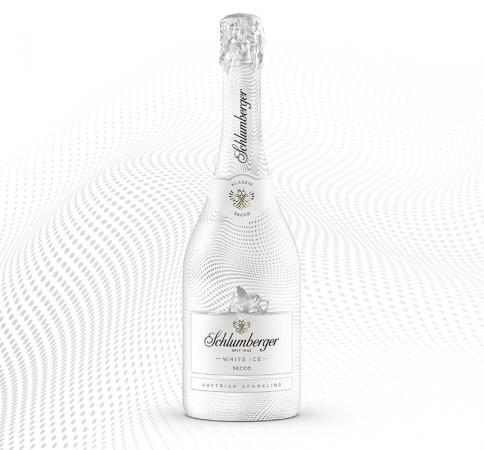Schlumberger White Ice Secco 750ml Flasche