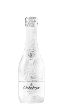 Schlumberger White Ice Secco 0,2 Liter Piccolo Flasche